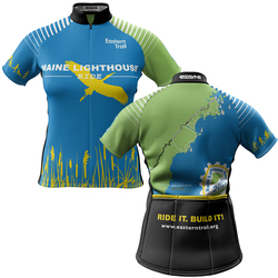 Maine Lighthouse Ride 2015 + Womens REC Cycling Jersey